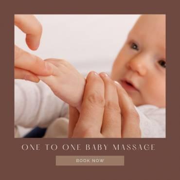 1-1 Baby Massage Classes