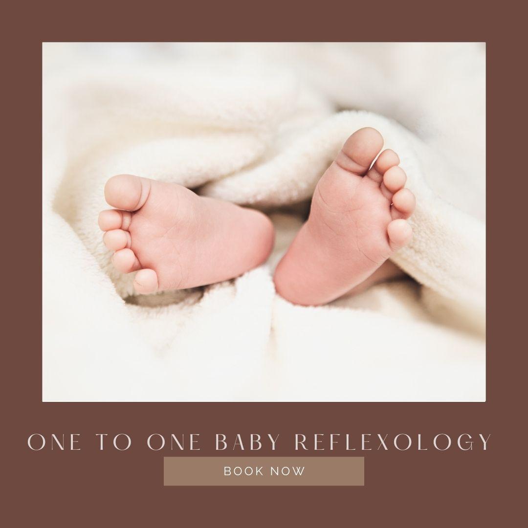 1-1 Baby Reflexology Classes