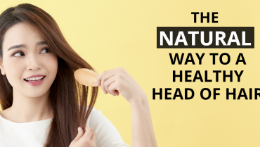 The Natural Way to a Healthy Head of Hair