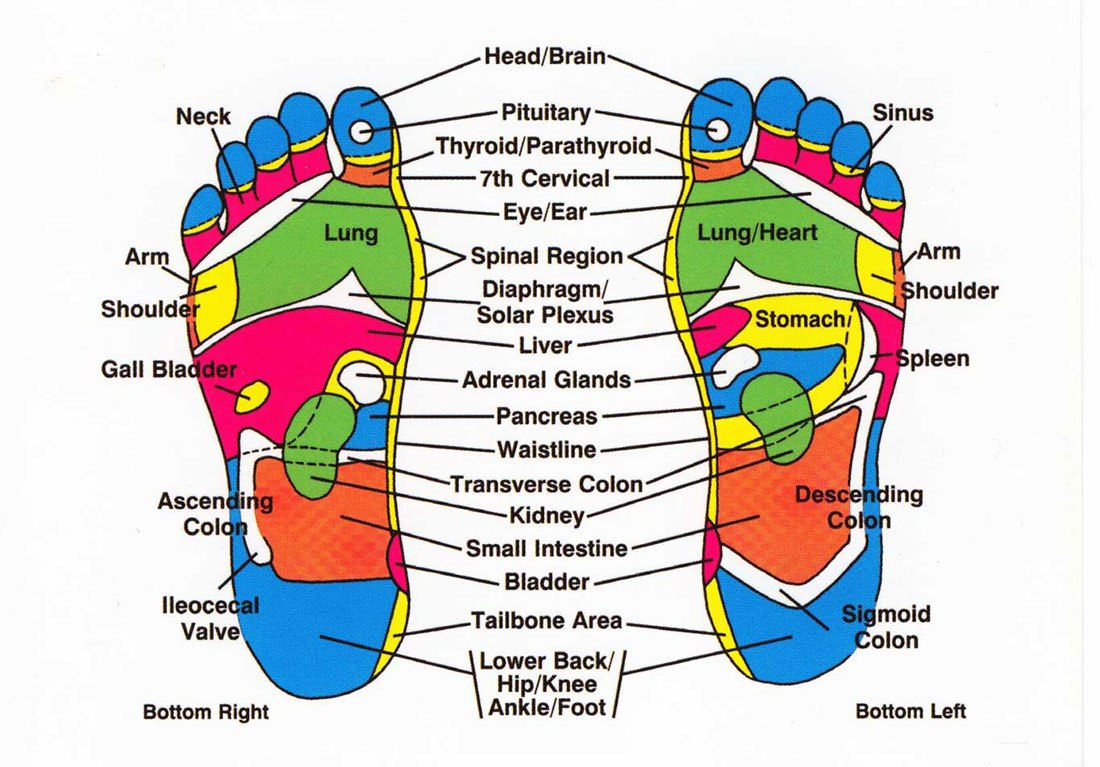 What is Reflexology and how can it help you?